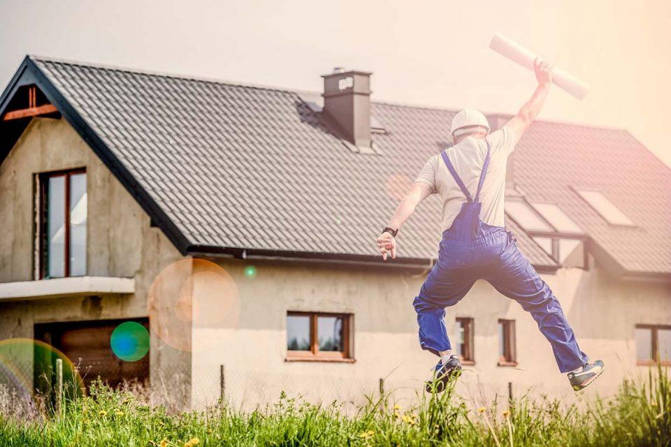 budowa domu - niezbędne formalności